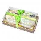 Подарочный набор CHOCOLATTE №12 для тела «Зеленый чай»