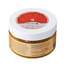 Солевый скраб для тела LEVRANA «Цитрусовая свежесть», 250 мл