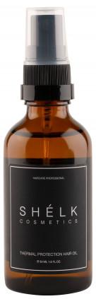 Термозащитное масло для волос с эффектом ламинирования SHELK
