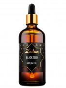 Натуральное растительное масло черного тмина 100 мл